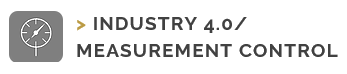 Industry 4.0 Measurment Control